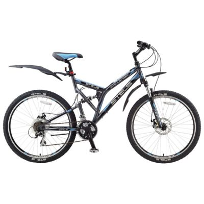 "Велосипед Stels Challenger Disc 20"" (2014) синий"