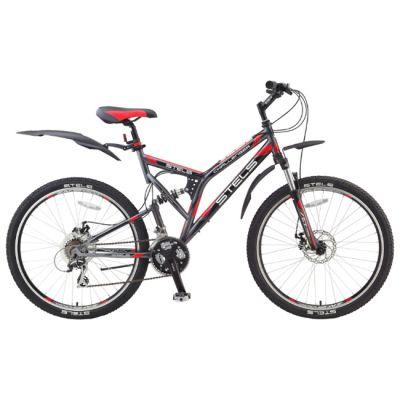 """Велосипед Stels Challenger Disc 20"""" (2014) красный"""