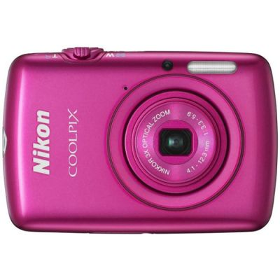 ���������� ����������� Nikon Coolpix S01/Pink