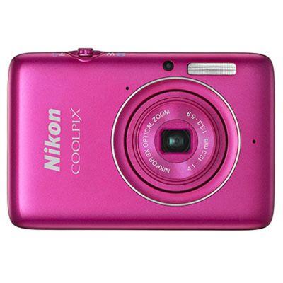 ���������� ����������� Nikon Coolpix S02/Pink