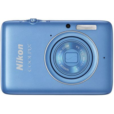 ���������� ����������� Nikon Coolpix S02/Blue