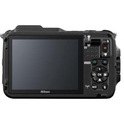 Компактный фотоаппарат Nikon Coolpix AW120/Black