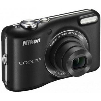 Компактный фотоаппарат Nikon Coolpix L28/Black [VNA351E1]