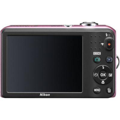 ���������� ����������� Nikon Coolpix L28/Pink [VNA353E1]