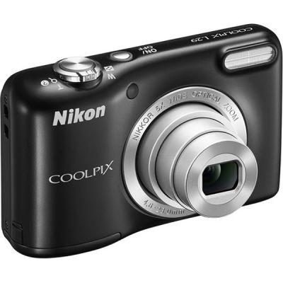 ���������� ����������� Nikon Coolpix L29/Black [VNA681E1]