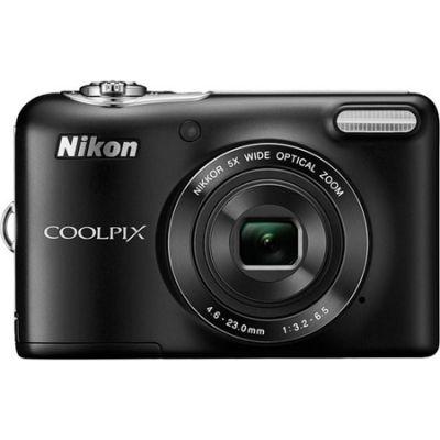���������� ����������� Nikon Coolpix L30/Black [VNA631E1]