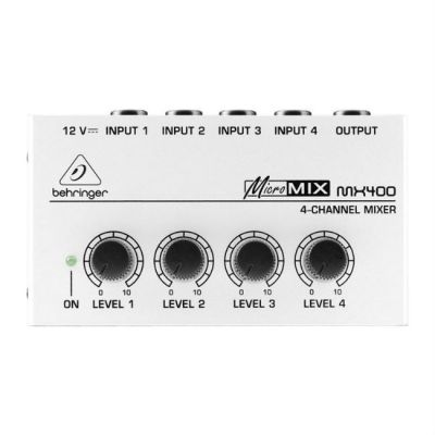 ��������� ����� Behringer MX400 MicroMIX