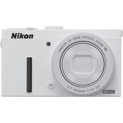 ���������� ����������� Nikon Coolpix P340/White [VNA491E1]