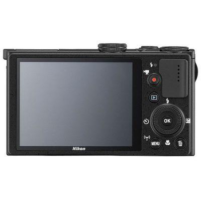 Компактный фотоаппарат Nikon Coolpix P340/Black [VNA490E1]