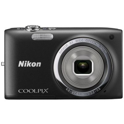 ���������� ����������� Nikon Coolpix S2700/Black [VNA301E1]