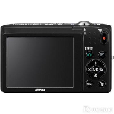 ���������� ����������� Nikon Coolpix S2800/Silver [VNA570E1]