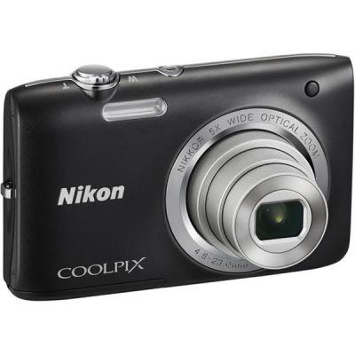 ���������� ����������� Nikon Coolpix S2800/Black [VNA571E1]