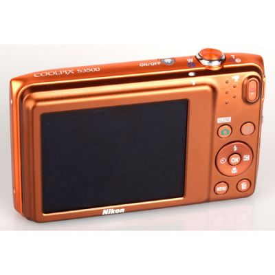 ���������� ����������� Nikon Coolpix S3500/Orange [VNA294E1]