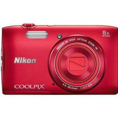 ���������� ����������� Nikon Coolpix S3600/Red [VNA552E1]