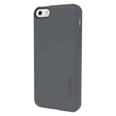 Incipio Клип-кейс для iPhone 5c Feather серый IPH-1141-GRY