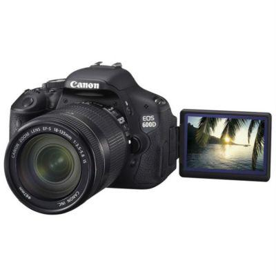 ���������� ����������� Canon eos 600D kit 18-135 [5170B011]