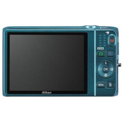 ���������� ����������� Nikon Coolpix S6500/Blue [VNA273E1]