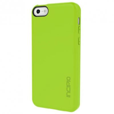 Incipio Клип-кейс для iPhone 5c Feather лайм IPH-1141-LIM