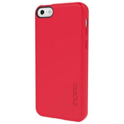 Incipio Клип-кейс для iPhone 5c Feather красный IPH-1141-RED