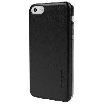 Incipio Клип-кейс для iPhone 5c Feather Shine черный IPH-1143-BLK
