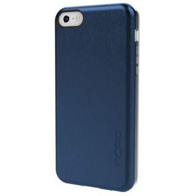 Incipio Клип-кейс для iPhone 5c Feather Shine Navy IPH-1143-NVY