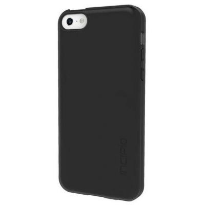 Incipio Клип-кейс для iPhone 5c Feather Clear прозрачно-черный IPH-1142-BLK