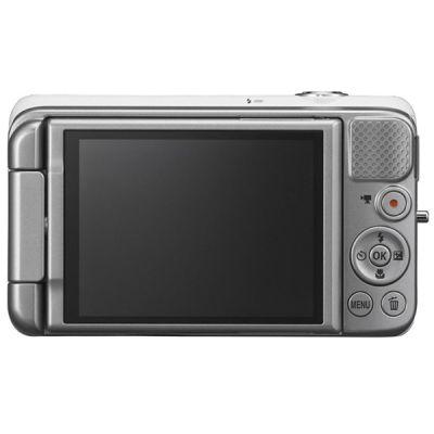 ���������� ����������� Nikon Coolpix S6600/White [VNA445E1]