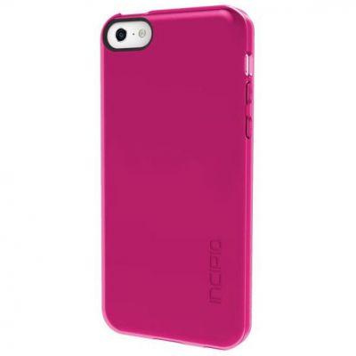 Incipio Клип-кейс для iPhone 5c Feather Clear прозрачно-розовый IPH-1142-PNK