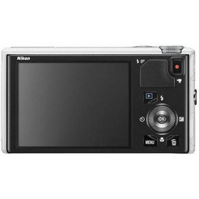 Компактный фотоаппарат Nikon Coolpix S9400/White [VNA373E1]