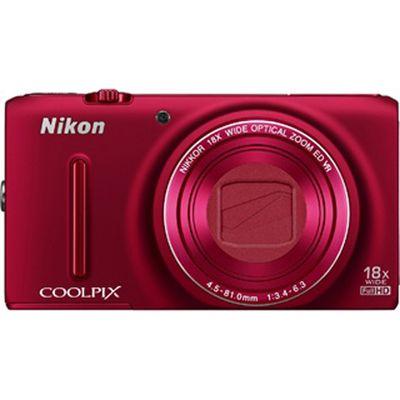 ���������� ����������� Nikon Coolpix S9400/Red [VNA372E1]
