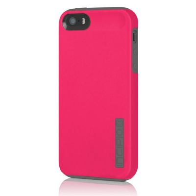 Incipio �������� ��� iPhone 5 Dual PRO Cherry Blossom Pink/Charcoal Gray IPH-816