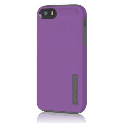 Incipio �������� ��� iPhone 5 Dual PRO Indigo Violet/Charcoal Gray IPH-817