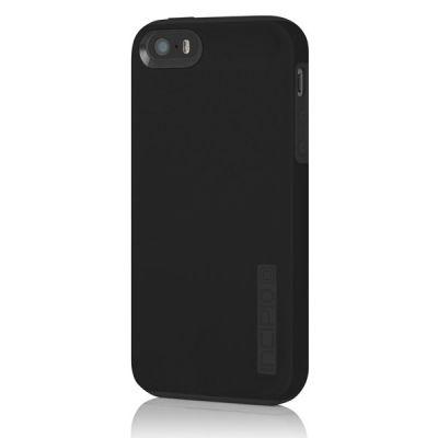 Incipio накладка для iPhone 5 Dual PRO Obsidian Black IPH-815