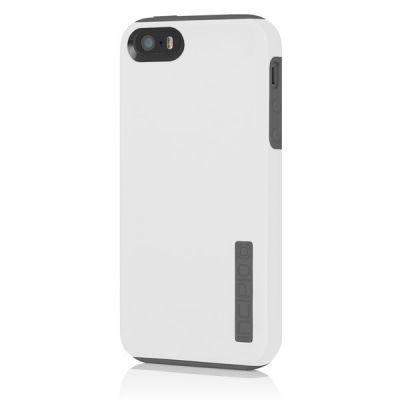 Incipio �������� ��� iPhone 5 Dual PRO Optical White/Charcoal Gray IPH-818