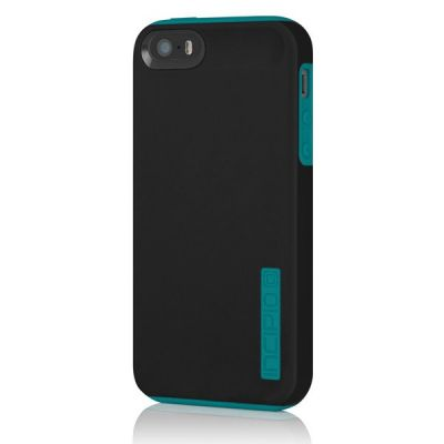 Incipio �������� ��� iPhone 5 Dual PRO Black / Turquoise IPH-906