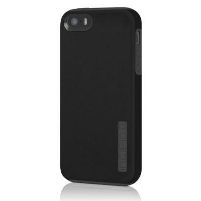 Incipio накладка для iPhone 5 Dual PRO Black / Gray IPH-907
