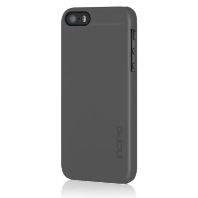 Incipio клип-кейс для iPhone 5 Feather Charcoal Gray IPH-809