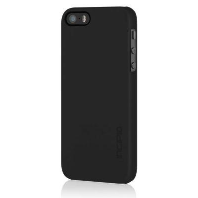 Incipio клип-кейс для iPhone 5 Feather Obsidian Black IPH-805