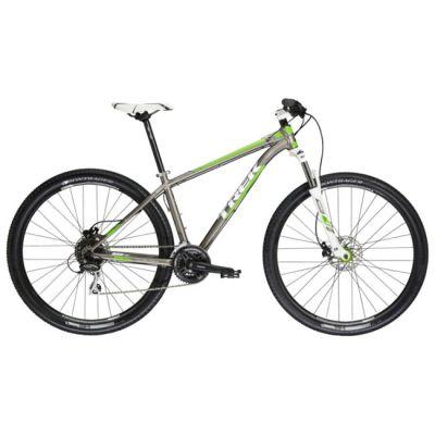 "Велосипед TREK X-Caliber 5 (2014) 17.5"" серебристый"