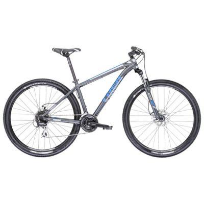 """Велосипед TREK X-Caliber 6 (2014) 14.5"""" серый"""