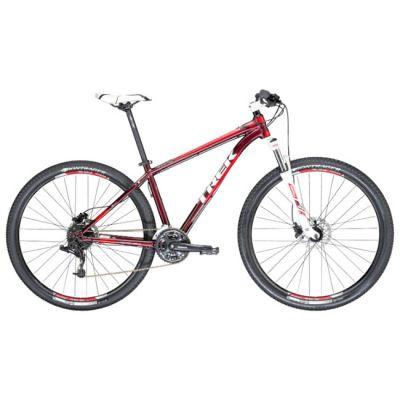 """Велосипед TREK X-Caliber 6 (2014) 17.5"""" красный"""