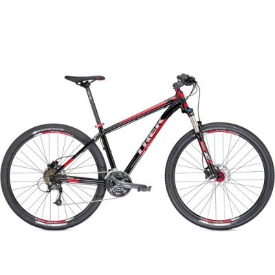 """Велосипед TREK X-Caliber 7 (2014) 19.5"""" черный"""