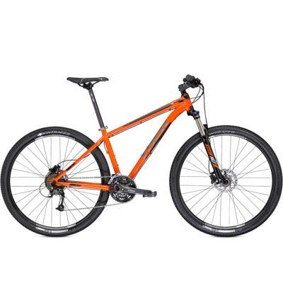 """Велосипед TREK X-Caliber 7 (2014) 17.5"""" оранжевый"""