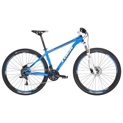 "Велосипед TREK X-Caliber 8 (2014) 15.5"" синий"