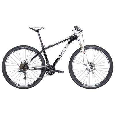 """Велосипед TREK X-Caliber 8 (2014) 15.5"""" черно - белый"""