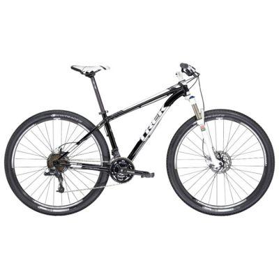 """Велосипед TREK X-Caliber 8 (2014) 19.5"""" черно - белый"""