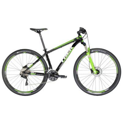 """Велосипед TREK X-Caliber 9 (2014) 17.5"""" черно - зеленый"""