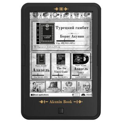 ����������� ����� Onyx Boox Akunin Book Black C63MLAKUNIN