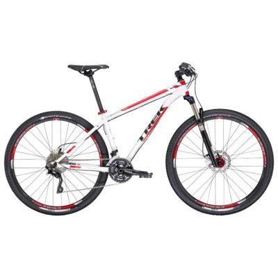 """Велосипед TREK X-Caliber 9 (2014) 19.5"""" бело - красный"""