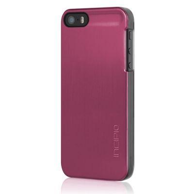 Incipio клип-кейс для iPhone 5/5S Feather Shine Metallic Red IPH-932